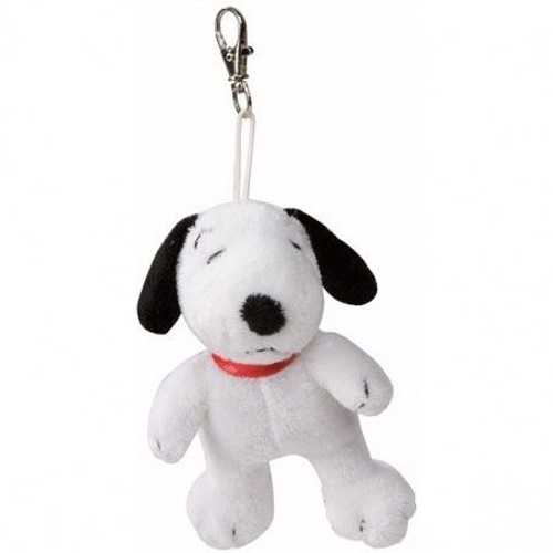Snoopy : Porte Cle Peluche