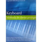 2 Volumes Keyboard M�thode De Clavier Arrangeur Tome 1 Et 2 Boogie Swing Rock Pop Chansons Marins Irlandaises de m�thode