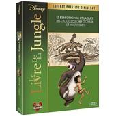 Le Livre De La Jungle 1 & 2 - �dition Prestige - Blu-Ray de Wolfgang Reitherman