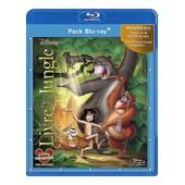 Le Livre De La Jungle - Pack Blu-Ray+ de Wolfgang Reitherman