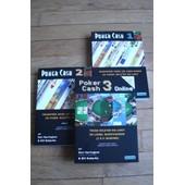 Lot Des 3 Livres Poker Cash - Tome 1, 2 Et 3 - Dan Harrington