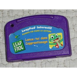 Leap Frog Int�ractif Plonge Toi Dans La Lecture Lance Toi Dans L'apprentissage Cartouche Seule