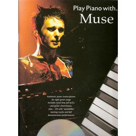 Play Piano with &#34Muse&#34 [Broché] by Muse