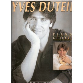 Duteil yves piano guitare [Broché] by Yves duteil