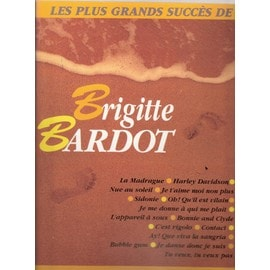Bardot Brigitte - Plus Grands Succes [Broché] by Musicom