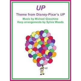 Up (Là-Haut) - Theme from Disney-Pixar Motion Picture for harp
