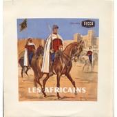 Les Africains - V / A Militaria / Edmond Lajoux