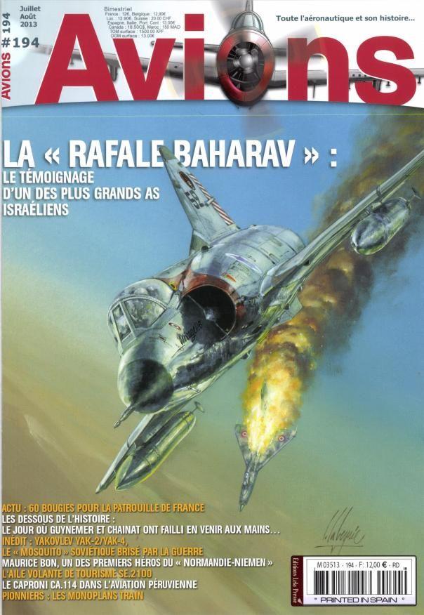 Article sur Maurice Bon: l'as oublié du Normandie-Niemen 956094114
