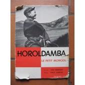 Horoldamba Le Petit Mongol de Bonnieux, Yves / Landau, Ergy