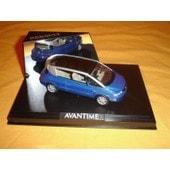 Renault Avantime Bleu Illiade Norev 1/43 Metal Blue