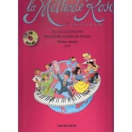 La Méthode rose, nouvelle édition (avec CD audio) by Van de Velde, Ernest