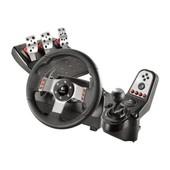 Logitech G27 Racing Wheel - Ensemble Volant, P�dales Et Levier De Vitesse - 16 Bouton(S)