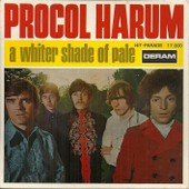 A Whiter Shade Of Pale - Harum, Procol