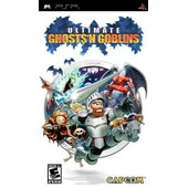 Ultimate Ghosts'n Goblins - Psp (Import Usa)