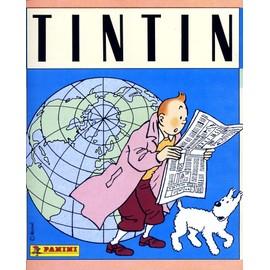 Tintin Album Vignettes Panini 1989