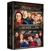 Coffret Ken Follett 5dvd - Les Piliers De La Terre + Un Monde Sans Fin - Pack de Sergio Mimica-Gezzan