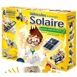 Construire Des V�hicule � �nergie Solaire