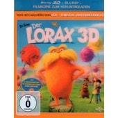 Le Lorax - Der Lorax Blu-Ray 3d + Blu-Ray de Chris Renaud, Kyle Balda