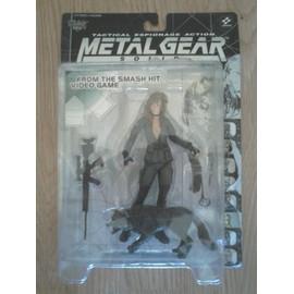 Figurine Metal Gear Solid