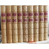 Oeuvres -�dition Pour Le Tricentenaire De La Mort De Moli�re (9 Vols-Complet) de Moli�re