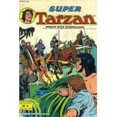Super Tarzan, N� 8 de edgar rice burroughs