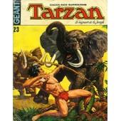 Tarzan Geant, N� 23 de edgar rice burroughs