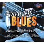 Spirit Of The Blues : 20 Old School & 20 New School - Collectif