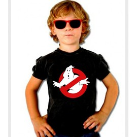 T-Shirt Ghostbusters Sos Fantomes - Tee Shirt Taille Enfant