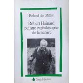 Robert Hainard, Peintre Et Philosophe De La Nature de robert hainard