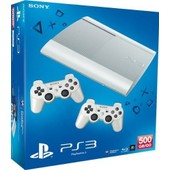 Sony Computer Entertainment Ps3 Console Blanc 500 Gb
