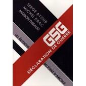 G5g - D�claration De Guerre de Serge Ayoub