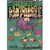 Kid Paddle Magazine - N�13 / Mai 2003 - 35 Pages De Bd - Tarzan Super Hero - Trop Laid L'autopsie D'un Psycho-Man - Le Roman De L'homme Invisible - Le Musee Des Tatoues - Actu Des Jeux ... de COLLECTIF
