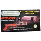 Nintendo Nes - Nintendo Entertainment System Action Set