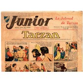 Junior N�71. Tarzan de Burroughs Edgar Rice & Collectif