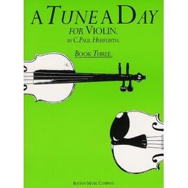 A tune a day for violin Book three