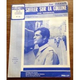 JOE DASSIN SIFFLER SUR LA COLINE n 55