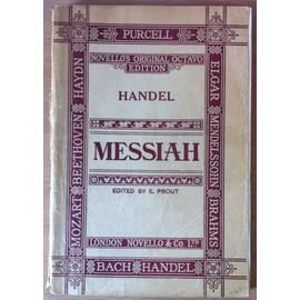 messiah voix et piano