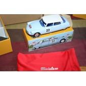 Citroen Ds 19 Minialuxe Auto De Margot Rallye Des Demoiselles