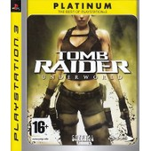 Tomb Raider Underworld Platinum