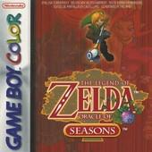 The Legend Of Zelda Oracle Of Seasons - Ensemble Complet - Game Boy Color