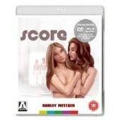 Score (Combo Blu-Ray + Dvd - Import Gb) de Radley Metzger