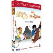 Coffret Laguionie : Le Ch�teau Des Singes + L'�le De Black M�r - �dition Limit�e de Jean-Fran�ois Laguionie