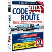 Code De La Route 2014 - Dvd Interactif