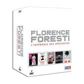 Florence Foresti - L'int�grale Des Spectacles - 7 Dvd - Pack de Pascal Duch�ne