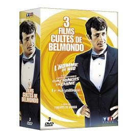 Image 3 Films Cultes De Belmondo Les Tribulations Dun Chinois En Chine + Lhomme De Rio + Le Magnifique Pack