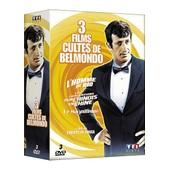 3 Films Cultes De Belmondo - Les Tribulations D'un Chinois En Chine + L'homme De Rio + Le Magnifique - Pack de Philippe De Broca
