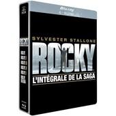 Rocky - L'int�grale De La Saga - �dition Limit�e Bo�tier Steelbook - Blu-Ray de John G. Avildsen