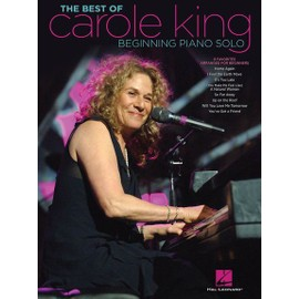 Carole King : The Best Of - Beginning Piano Solo