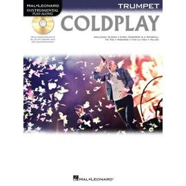Trumpet Play-Along : Coldplay + CD
