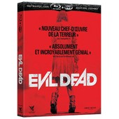 Evil Dead - Combo Blu-Ray+ Dvd de Fede Alvarez